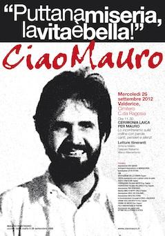 CIAO MAURO 2011